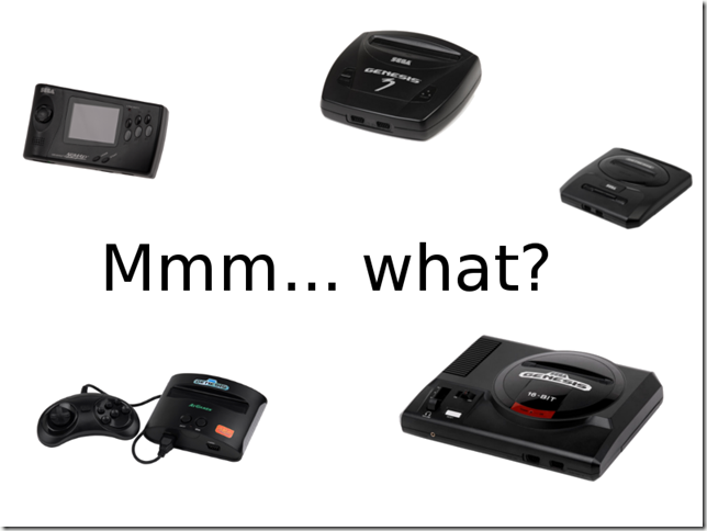 sega genesis consoles 800x600