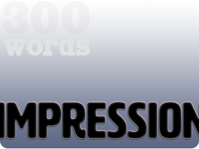 300words impression-banner