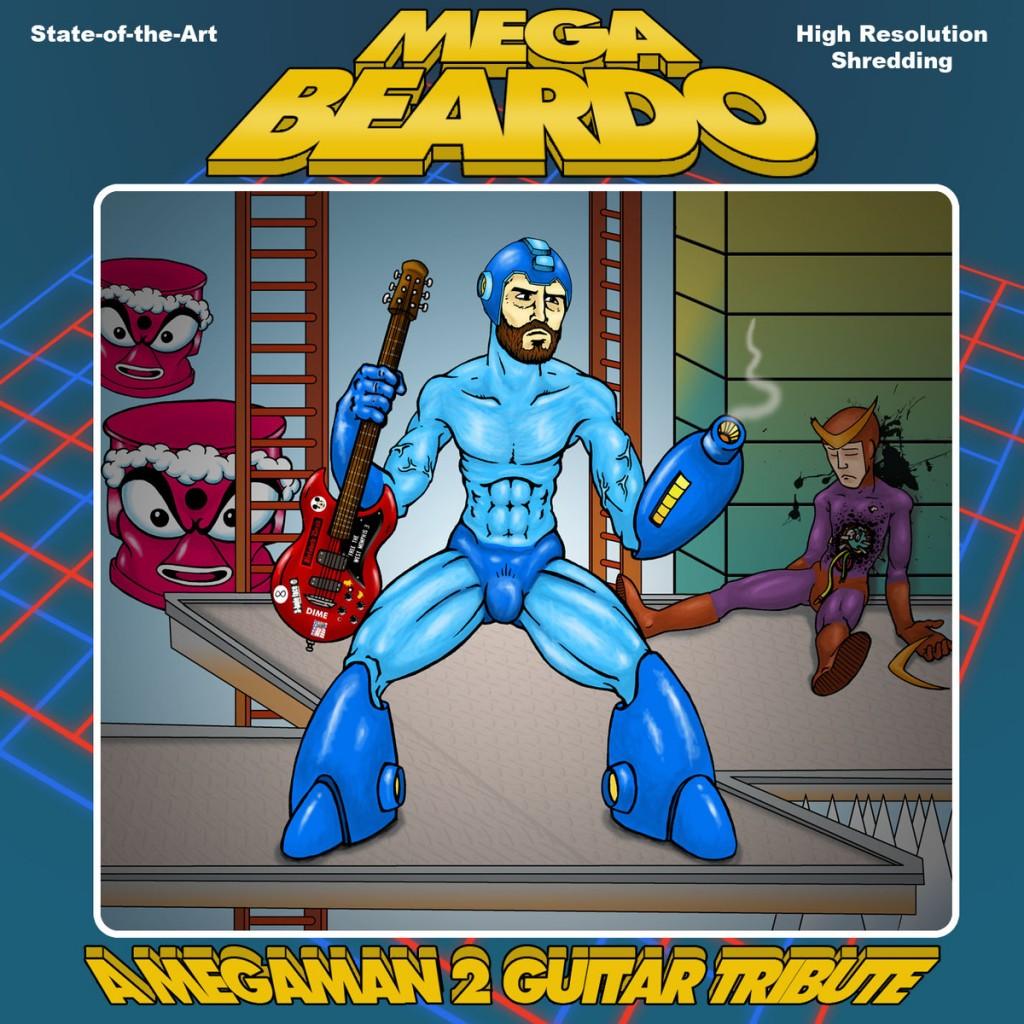 Mega Beardo